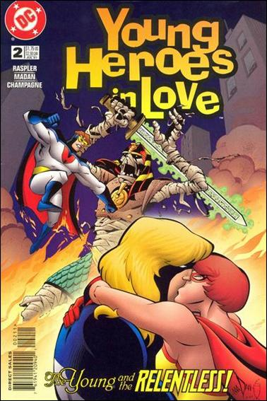 Young Heroes in Love 2-A by DC