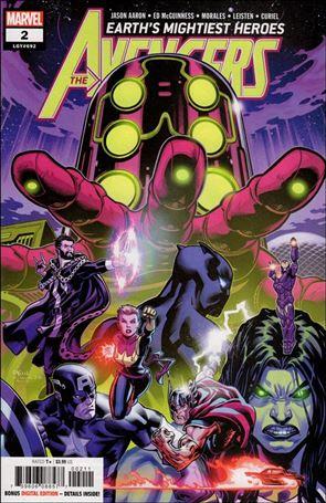 Avengers (2018/07) 2-A