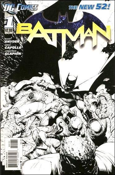 Batman (2011) 1-C by DC