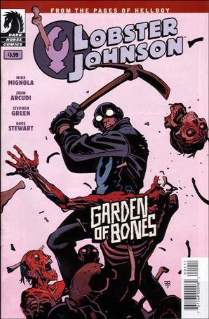 Lobster Johnson: Garden of Bones nn-A