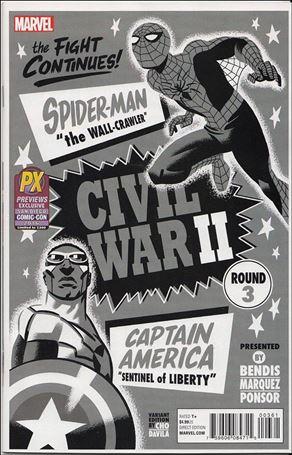 Civil War II 3-G