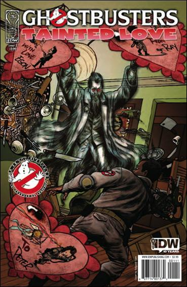 Ghostbusters: Tainted Love 1-A by IDW