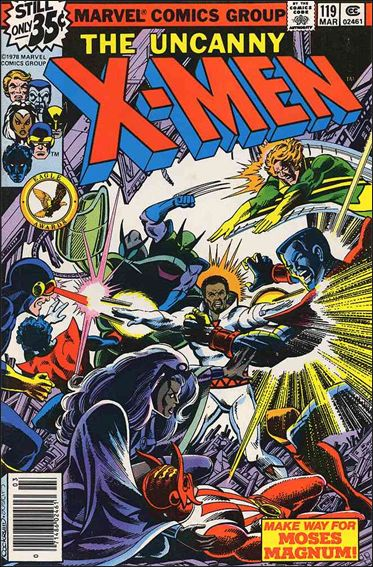 X-Men (1963) 119-A by Marvel