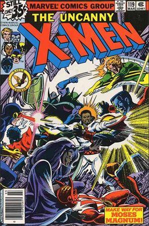 X-Men (1963) 119-A