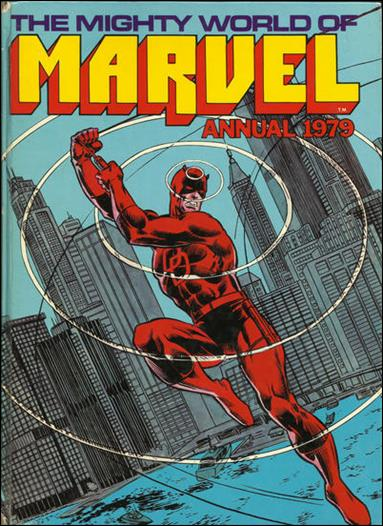 Mighty World of Marvel Annual (UK) nn3-A by World Distributors (Manchester), Ltd