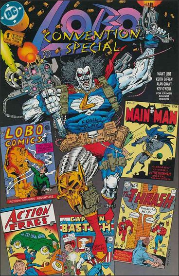 Lobo Convention Special 1-A by DC