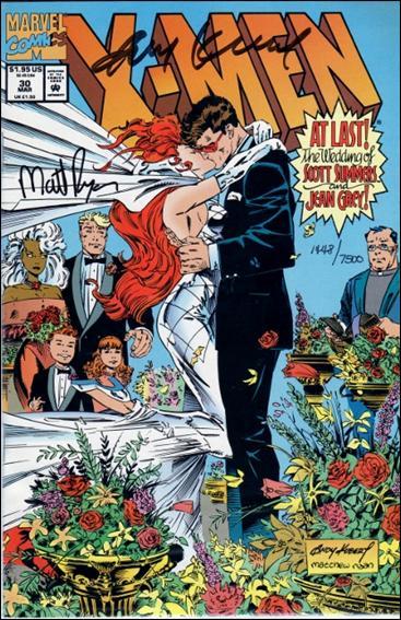 X-Men (1991) 30-C by Marvel