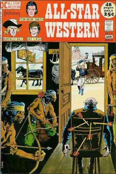 All-Star Western (1970) 9-A by DC