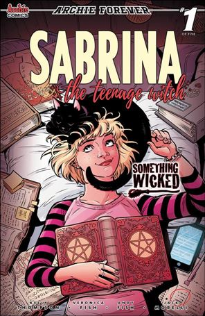 Sabrina the Teenage Witch: Something Wicked 1-C