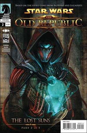 Star Wars: The Old Republic - The Lost Suns 2-A