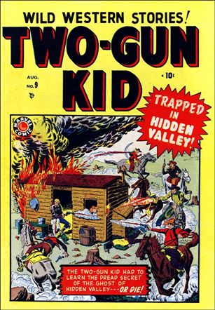Two-Gun Kid 9-A