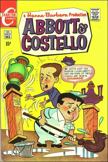 Abbott and Costello (1968) 12-A by Charlton