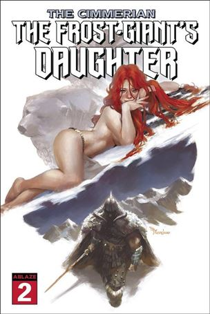 Cimmerian: The Frost-Giant's Daughter 2-A