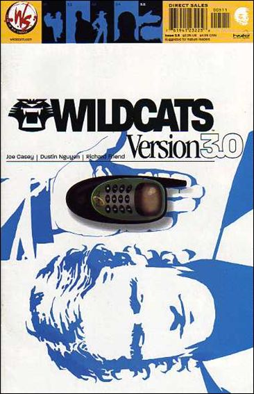 Wildcats Version 3.0 5-A by WildStorm