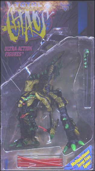 Total Chaos (Series 1) Thorax (Repaint) by McFarlane Toys