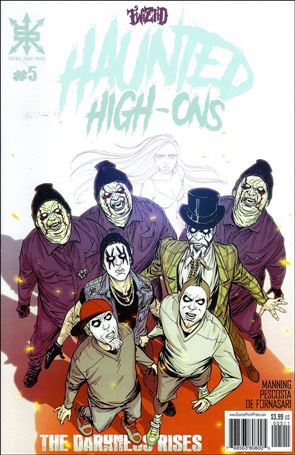Twiztid Haunted High-Ons: The Darkness Rises 5-A