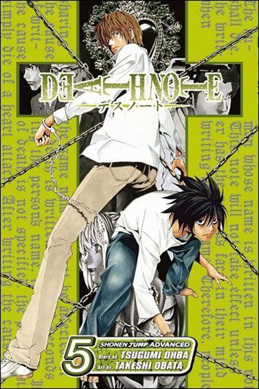Death Note 5-A by Viz