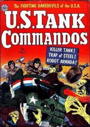 U.S. Tank Commandos 3-A