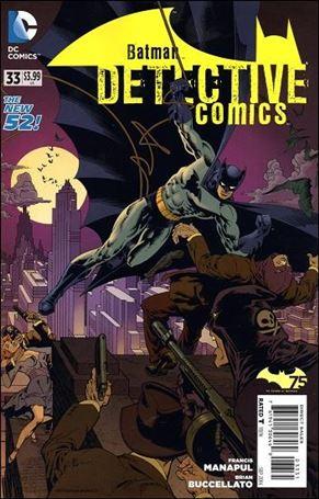Detective Comics (2011) 33-D