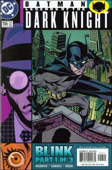 Batman: Legends of the Dark Knight 156-A by DC