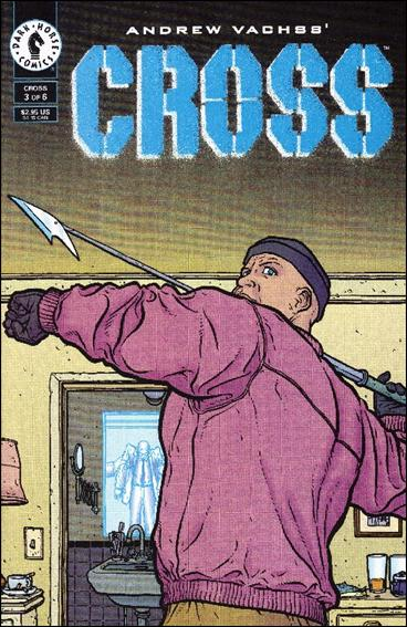 Cross (1995) 3-A by Dark Horse