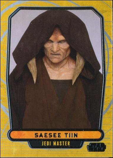 Star Wars Galactic Files (Base Set) 27-A by Topps