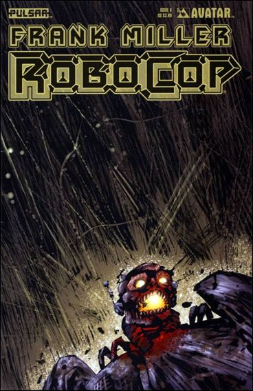 Frank Miller's Robocop 6-A by Avatar Press