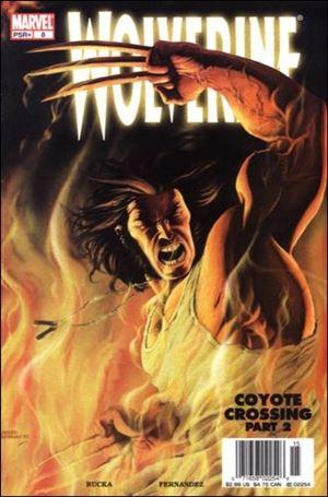 Wolverine (2003)  8-B