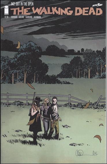Walking Dead (2003) 147-A by Image