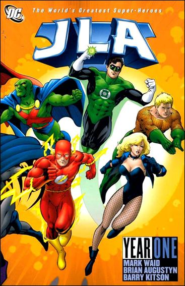JLA: Year One 1-B by DC
