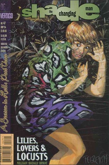 Shade, the Changing Man (1990) 47-A by Vertigo