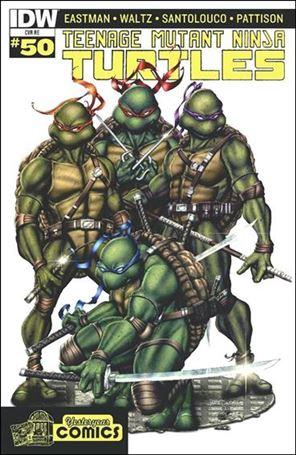 Teenage Mutant Ninja Turtles (2011) 50-R