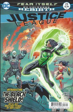 Justice League (2016) 23-A