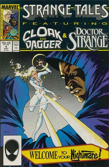 Strange Tales (1987) 4-A by Marvel