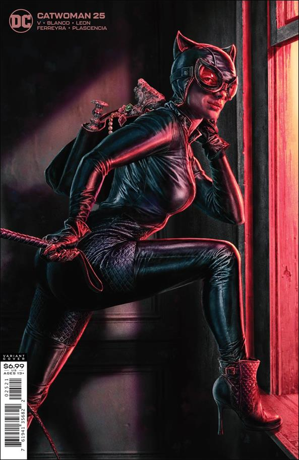Catwoman (2018) 25-B by DC