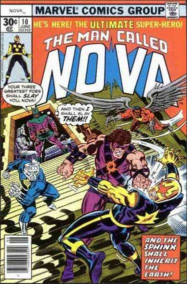Nova (1976) 10-A by Marvel