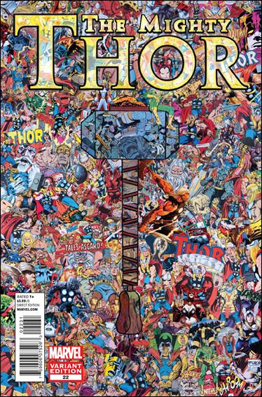 Mighty Thor (2011) 22-C by Marvel