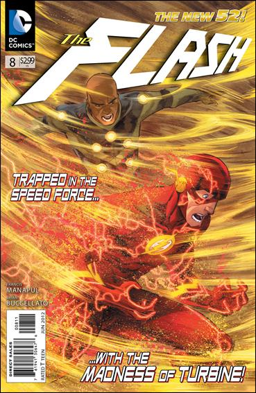 Flash (2011) 8-A by DC