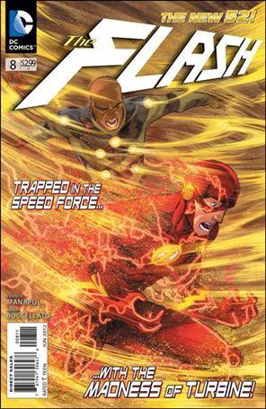 Flash (2011) 8-A