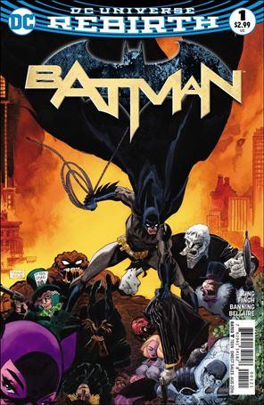Batman (2016) 1-B