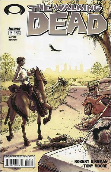 Walking Dead (2003) 2-A by Skybound Entertainment