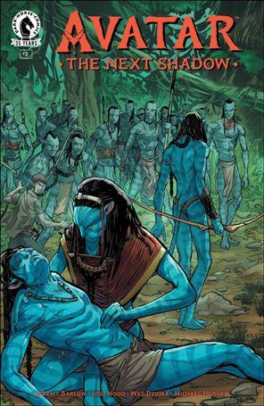 Avatar: The Next Shadow 3-A