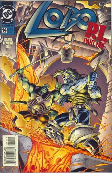 Lobo (1993) 14-A by DC