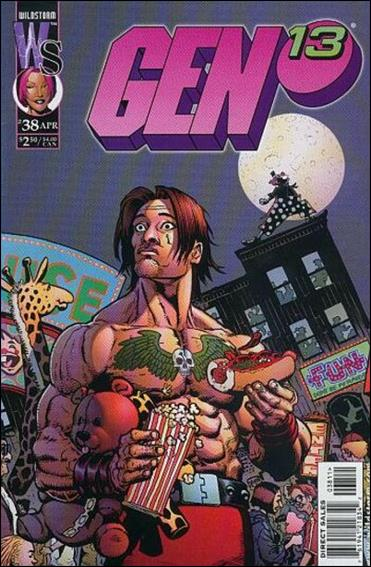 Gen13 (1995) 38-B by WildStorm
