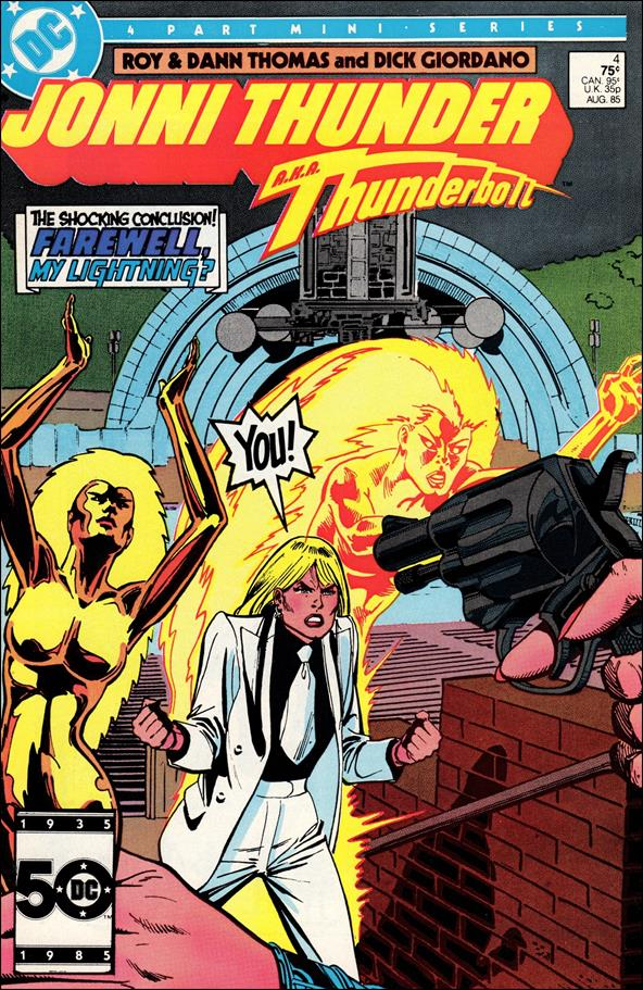 Jonni Thunder 4-A by DC