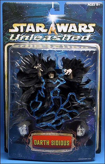 Star Wars: Unleashed Darth Sidious by Hasbro