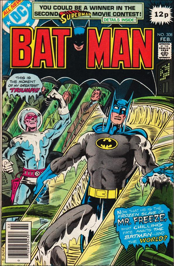 Batman (1940) 308-C by DC
