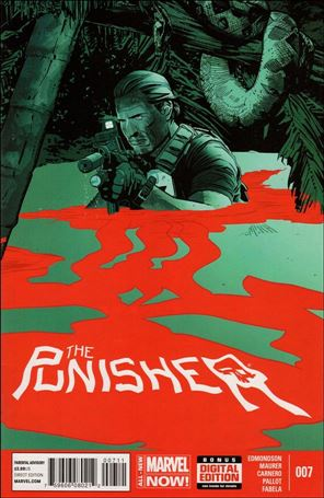 Punisher (2014) 7-A
