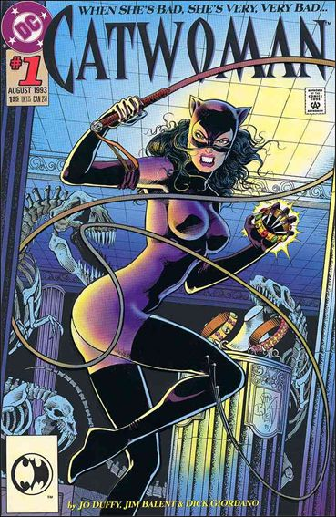 Catwoman (1993) 1-A by DC