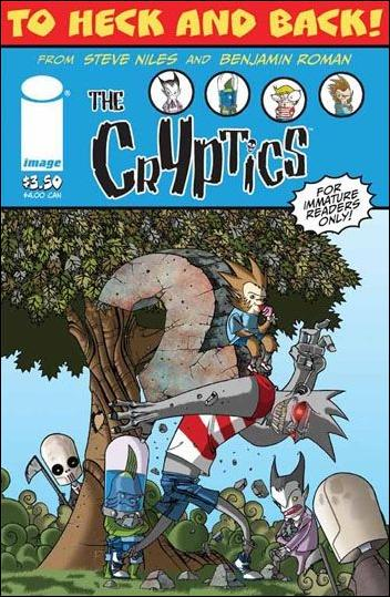 Cryptics 2-A by Image